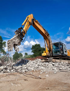 demolition company in doncaster