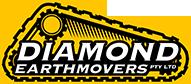 Diamond Earth Movers – Logo